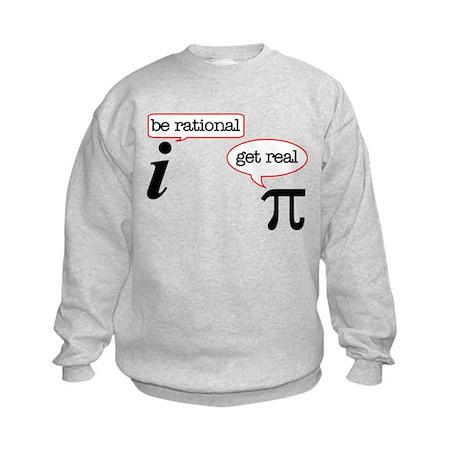 Rational-Real Kids Sweatshirt