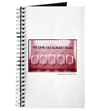 Kinnick Pink Journal