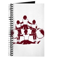 CHEER *1* {maroon} Journal