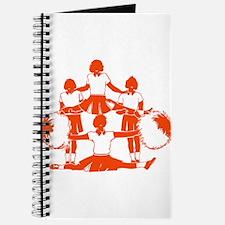 CHEER *1* {orange} Journal