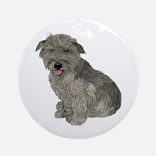 Glen of Imaal Terrier Ornament (Round)