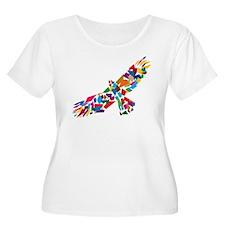 Bird in Flight T-Shirt