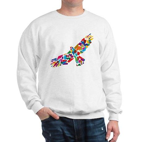 Bird in Flight Sweatshirt
