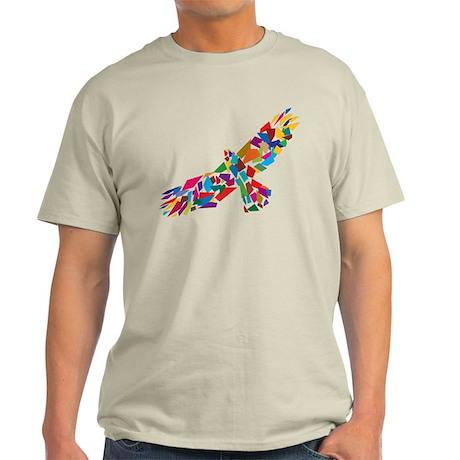 Bird in Flight Light T-Shirt