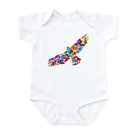 Bird in Flight Infant Bodysuit