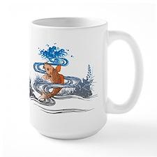 Koi Pond Mug