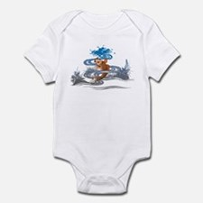 Koi Pond Infant Bodysuit