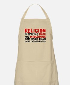 Death by Religion Apron