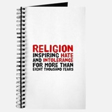 Death by Religion Journal