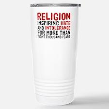 Death by Religion Travel Mug