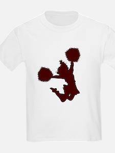 CHEER *10* {crimson} T-Shirt