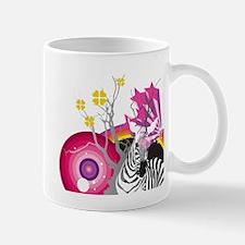 Body & Cola Wild Zebra Mug