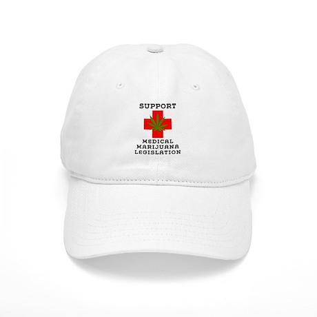 Support Medical Marijuana Legislation Cap