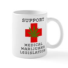 Support Medical Marijuana Legislation Mug