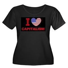 I Love Capitalism T