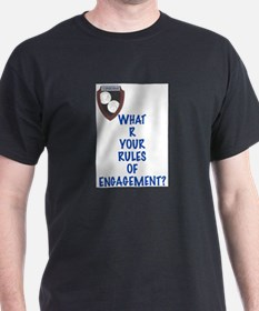 Rules Of Engagement T-Shirt