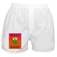 Wake and Bake Boxer Shorts