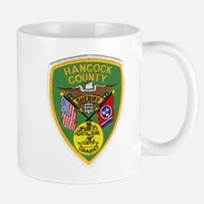 Hancock County Sheriff Mug