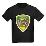 Hancock County Sheriff Kids Dark T-Shirt