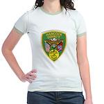 Hancock County Sheriff Jr. Ringer T-Shirt