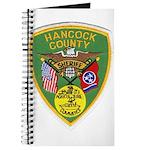 Hancock County Sheriff Journal