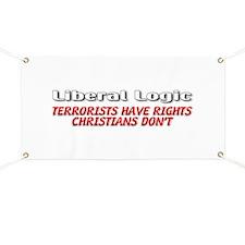 Liberal Logic Banner