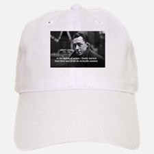 Albert Camus Motivational Baseball Baseball Cap