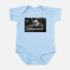 Albert Camus Motivational Infant Creeper