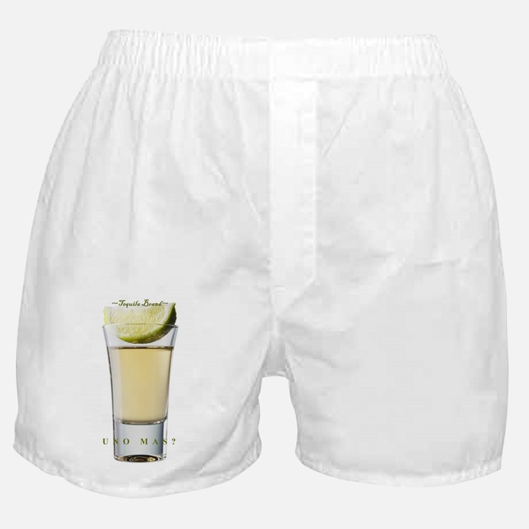 Cute Tequila Boxer Shorts