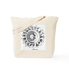 Aztec Year Tote Bag