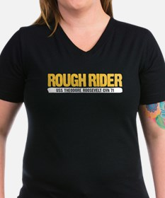 Rough Rider USS Theodore Roos T-Shirt