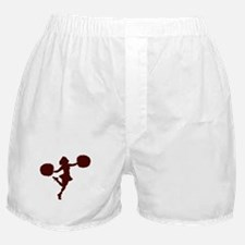 CHEER *14* {maroon} Boxer Shorts