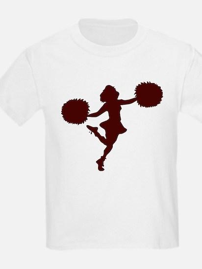 CHEER *14* {maroon} T-Shirt