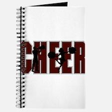 CHEER *15* {crimson} Journal