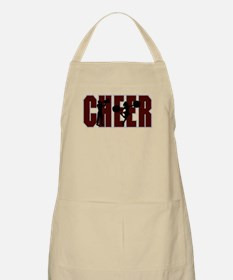 CHEER *15* {crimson} Apron
