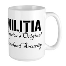 Militia: America's Original Homeland Security Larg