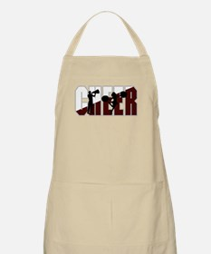 CHEER *16* {crimson/white} Apron