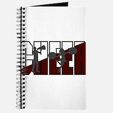 CHEER *16* {crimson/white/gra Journal