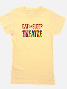 Eat Sleep Theatre T-Shirt