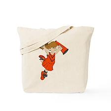 CHEER *24* {orange} Tote Bag