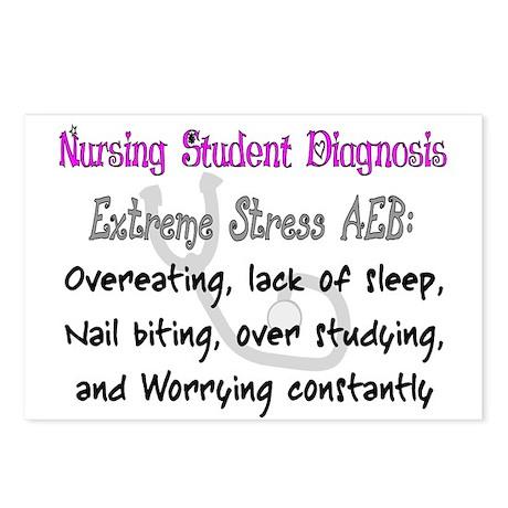 Nursing Student Postcards (Package of 8)