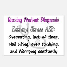 Nursing Student Postcards (Package of 8)
