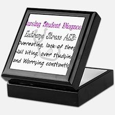 Nursing Student Keepsake Box