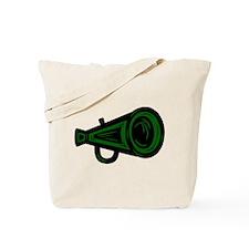 MEAGAPHONE *4* {green/black} Tote Bag
