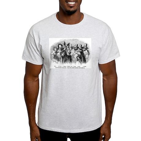 Gunpowder Conspiracy Light T-Shirt