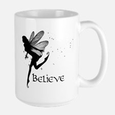 Believe Large Mug