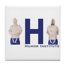 The Humor Institute Tile Coaster