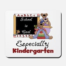 Kindergarten School is Cool Mousepad