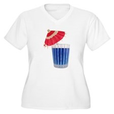 Red White Blue Drink T-Shirt