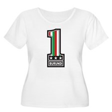 Number One In Burundi T-Shirt